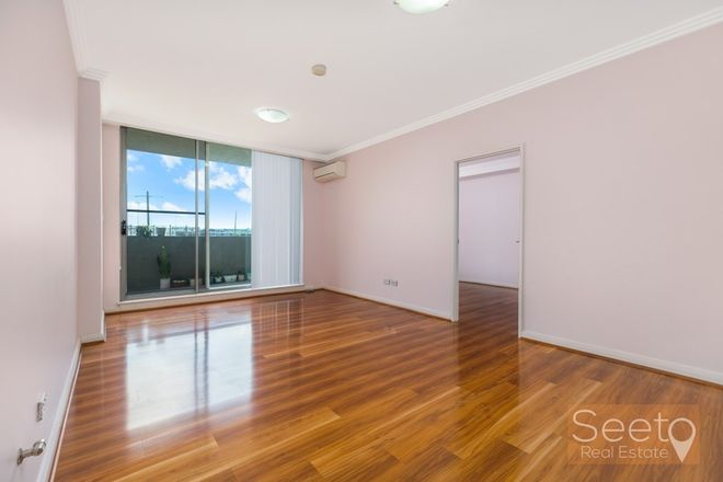 Picture of N202/81-86 Courallie Avenue, HOMEBUSH WEST NSW 2140