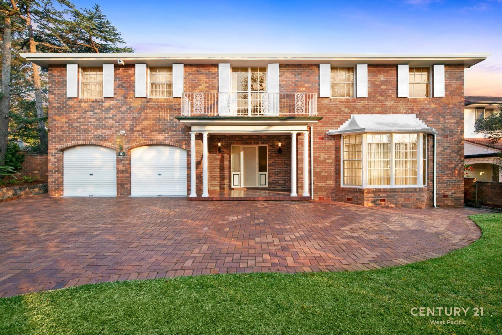 10 Fiddens Wharf Road, Killara NSW 2071, Image 0