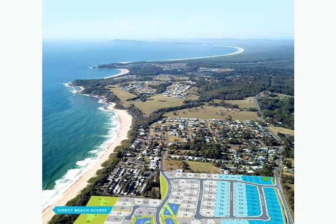 Picture of 310 Diamond Beach Road, DIAMOND BEACH NSW 2430