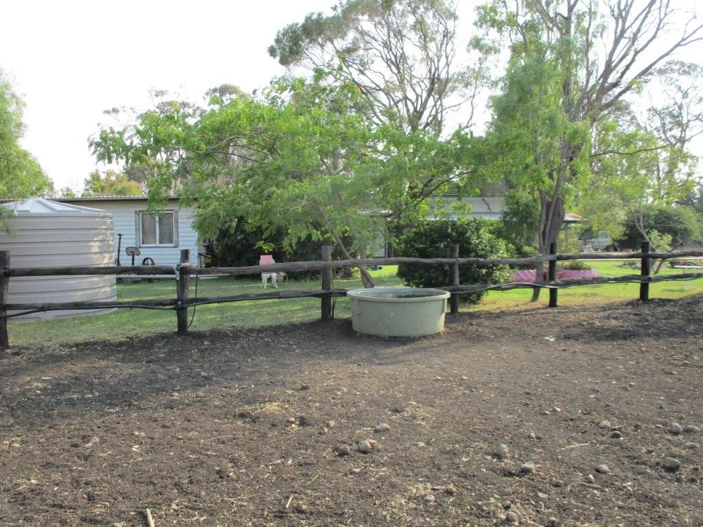 200 ACRES WITH IRRIGIATION, Bell QLD 4408, Image 2