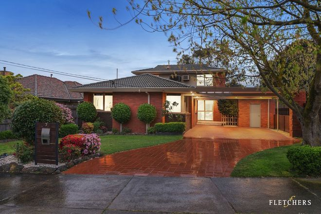 Picture of 7 Milford Grove, ROSANNA VIC 3084