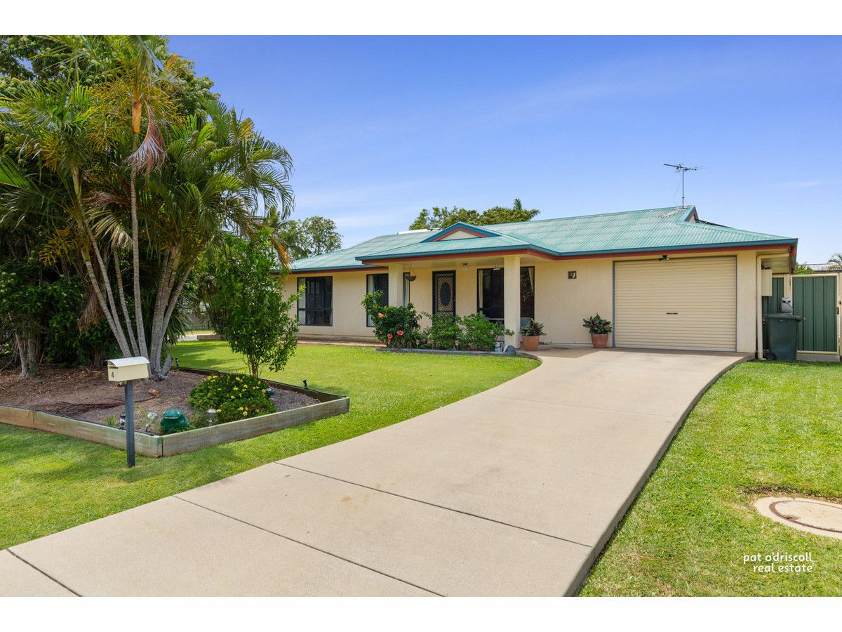 4 Pacey Street, Parkhurst QLD 4702, Image 0