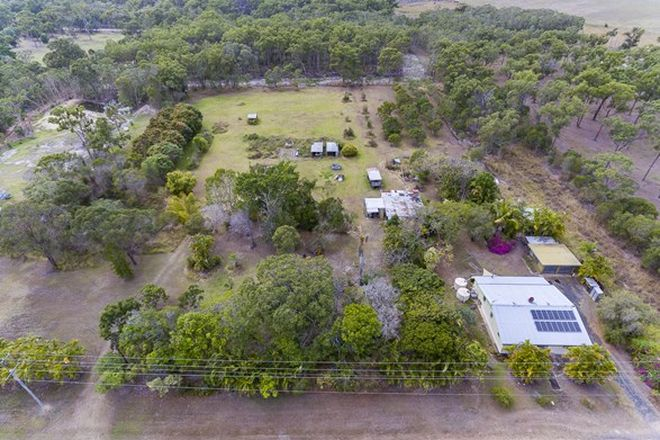 Picture of 12 Paynes Road, SOUTH KOLAN QLD 4670