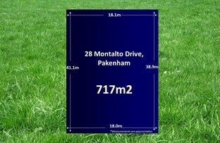Picture of 28 Montalto Drive, Pakenham VIC 3810