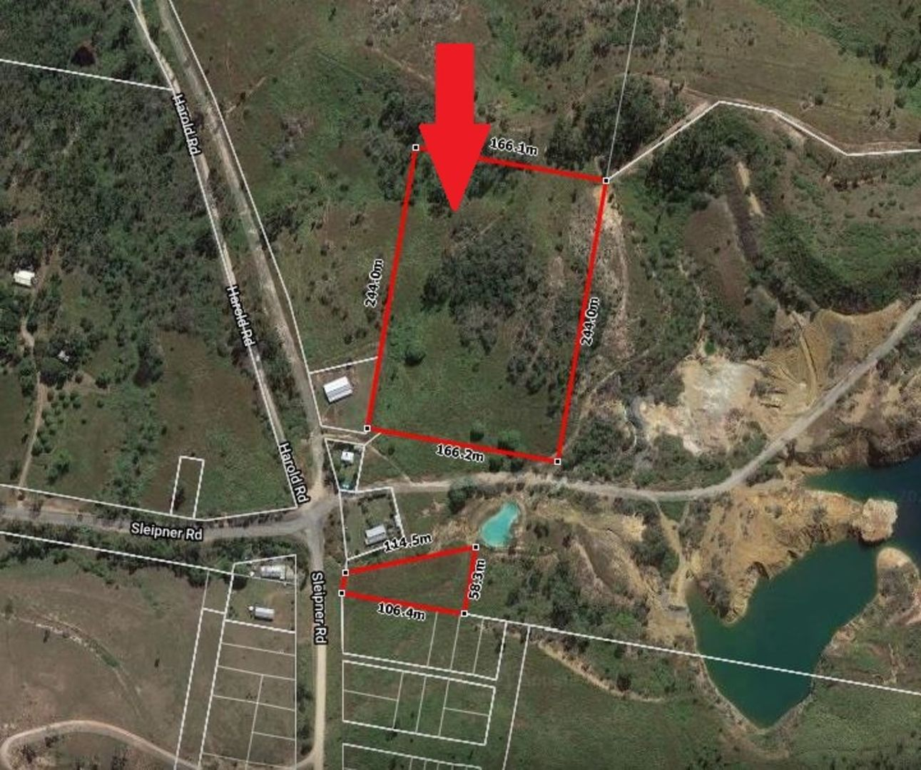 Lot 77 Harold Road, Mount Chalmers QLD 4702, Image 1