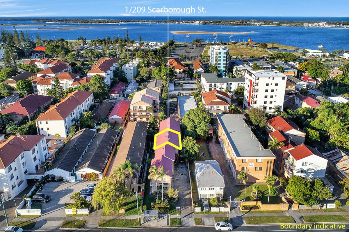 1/209 Scarborough Street, Southport QLD 4215, Image 0