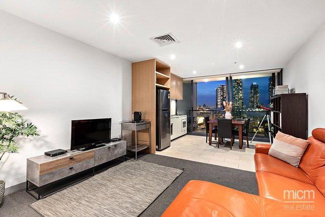 Picture of 1021/555 Flinders Street, MELBOURNE VIC 3000