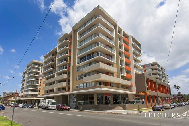 Picture of 181/22-32 Gladstone Avenue, WOLLONGONG NSW 2500