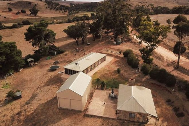 Picture of 99 Calderwood Road, Known As 944 Yallunda Flat Road, KOPPIO SA 5607