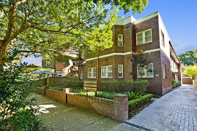 Picture of 1/87 O'Sullivan Road, ROSE BAY NSW 2029