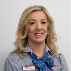 Lisa Mansfield, Sales representative