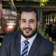 Adam Tucci, Sales representative