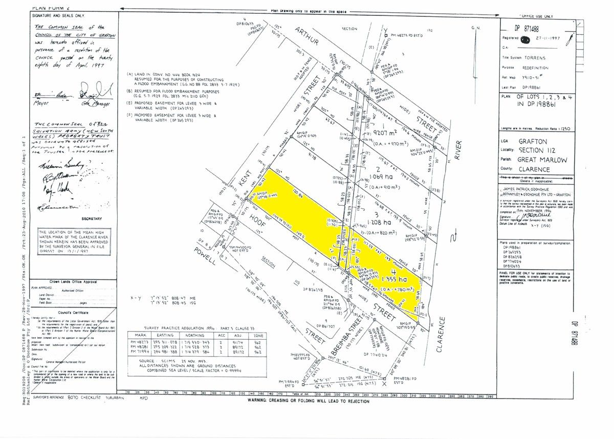 Lot 4 Clear Water Close, Grafton NSW 2460, Image 2