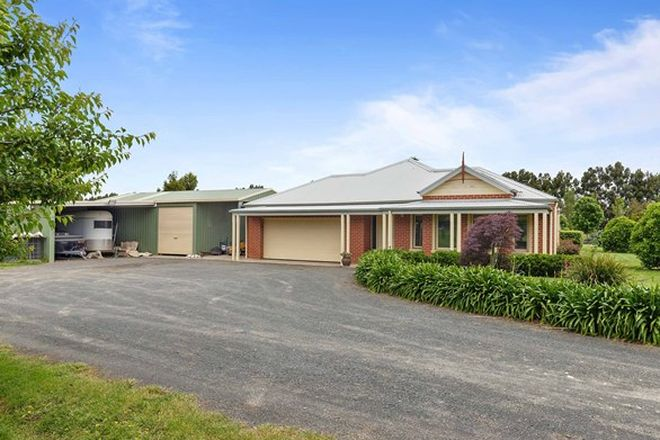 Picture of 9 Dehnerts Road, BALLAN VIC 3342