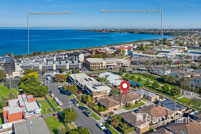 Picture of 2/1 Palermo Street, MENTONE VIC 3194