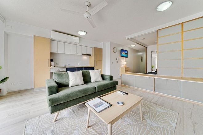 Picture of 83/15 Goodwin Street, KANGAROO POINT QLD 4169