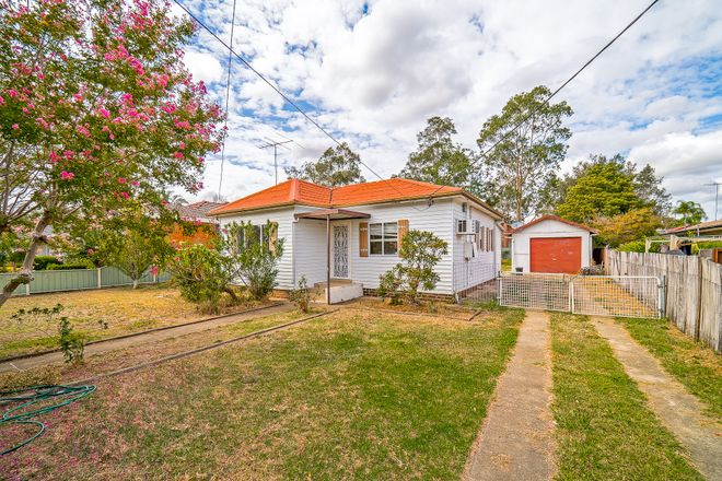 Picture of 34 Jamison Road, KINGSWOOD NSW 2747