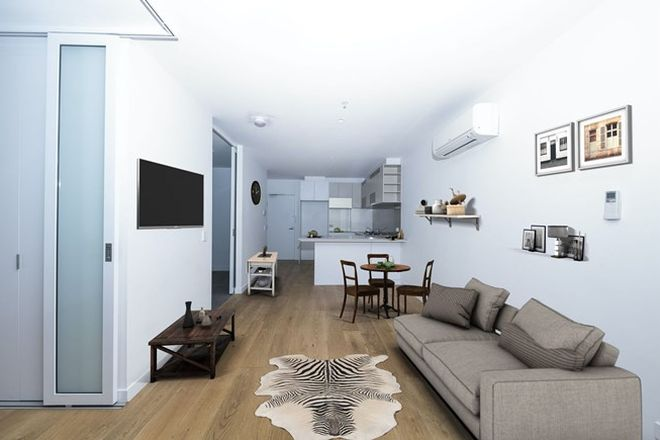Picture of 2204/38 Rose Lane, MELBOURNE VIC 3000