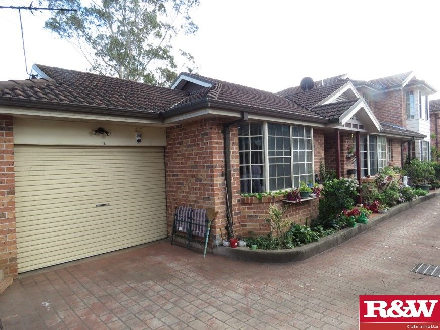 8/8 Rose Avenue, Mount Pritchard NSW 2170, Image 1