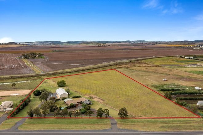 Picture of 349 Wyreema-Cambooya Road, CAMBOOYA QLD 4358