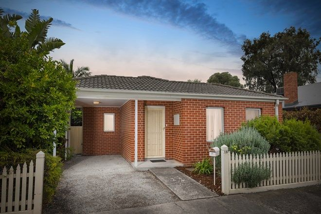 Picture of 1B Mulberry Parade, HEIDELBERG WEST VIC 3081