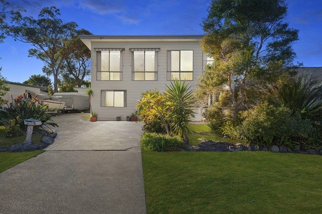 Picture of 25 Banksia Street, CANTON BEACH NSW 2263