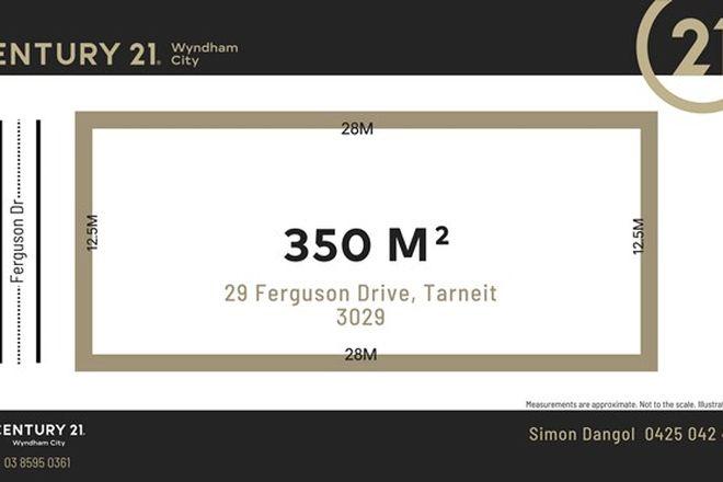 Picture of 29 Ferguson Drive, TARNEIT VIC 3029