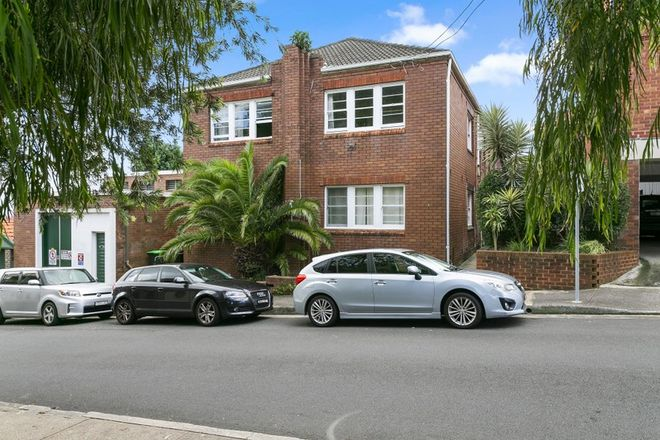Picture of 1 Gordon Street, RANDWICK NSW 2031