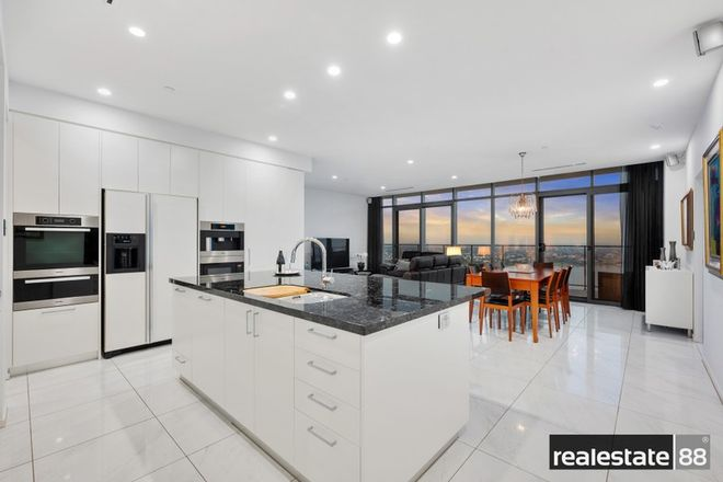 Picture of 180/181 Adelaide Terrace, EAST PERTH WA 6004