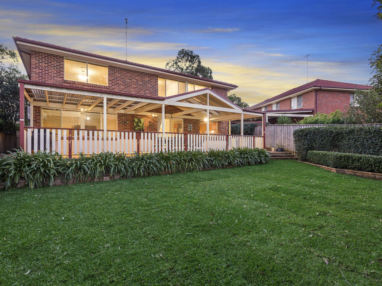 8 Softwood  Avenue, Beaumont Hills NSW 2155, Image 1
