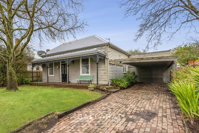 Picture of 804 Armstrong  Street North, SOLDIERS HILL VIC 3350