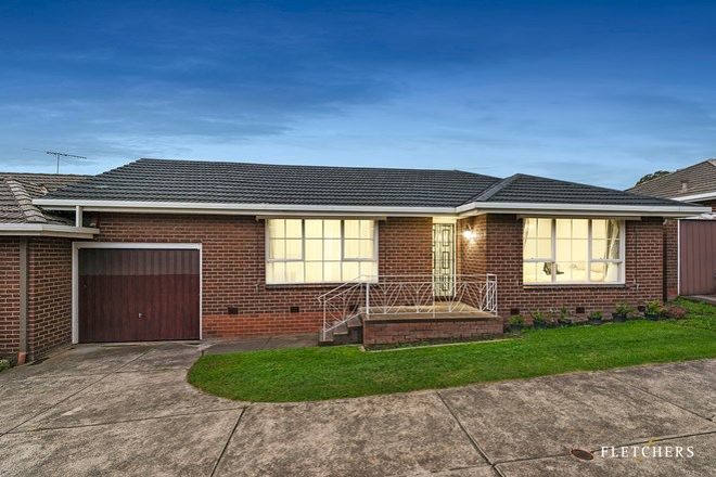 Picture of 2/39-41 Mount Pleasant Road, NUNAWADING VIC 3131