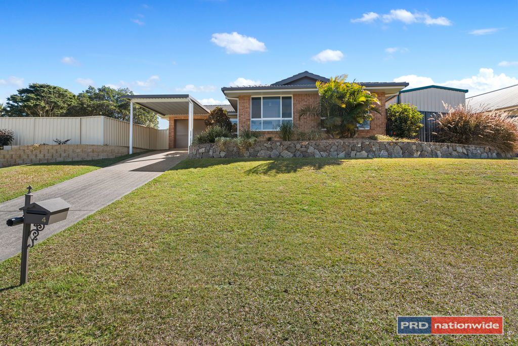 4 Betel Palm Close, Boambee East NSW 2452, Image 1