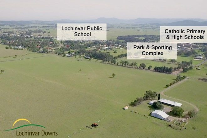Picture of Lot 103 Station Lane, LOCHINVAR NSW 2321