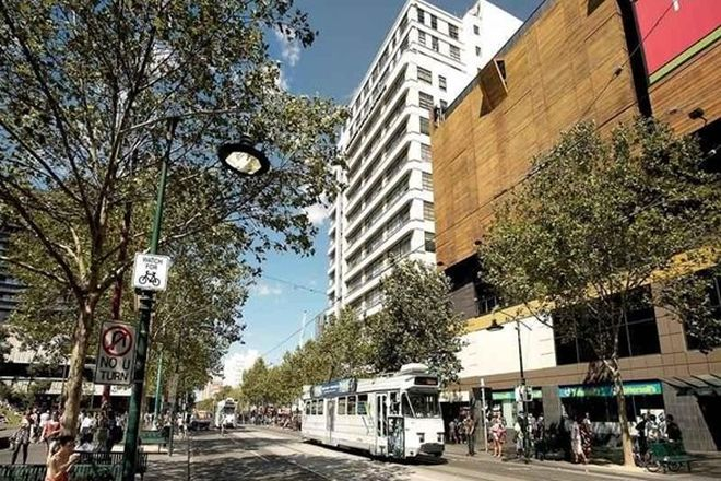 Picture of 805/339 Swanston Street, MELBOURNE VIC 3000