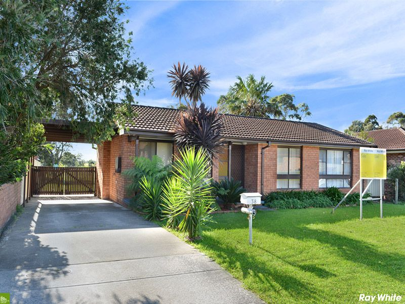 38 Badgery Street, Albion Park NSW 2527, Image 0