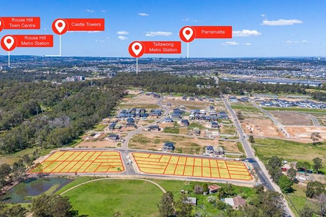 Picture of Lot 43/160 Tallawong Road, ROUSE HILL NSW 2155