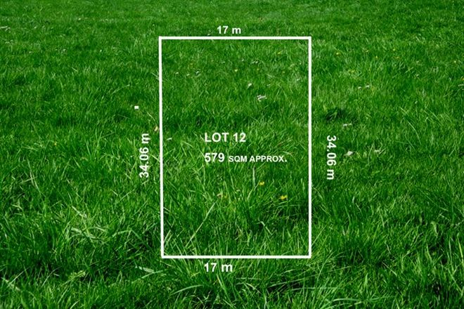 Picture of Lot 12 Wakeful Crescent, DROUIN VIC 3818
