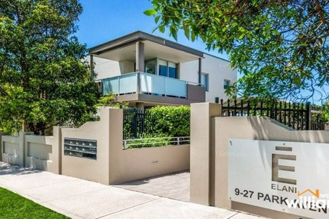 Picture of 2/9-27 Park Avenue, DRUMMOYNE NSW 2047