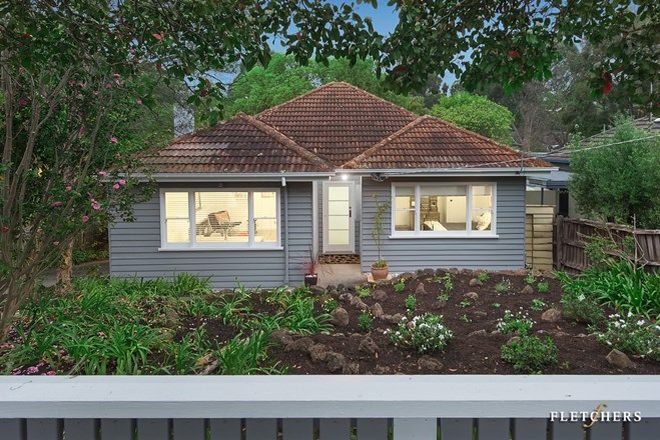 Picture of 68 Winfield Road, BALWYN NORTH VIC 3104