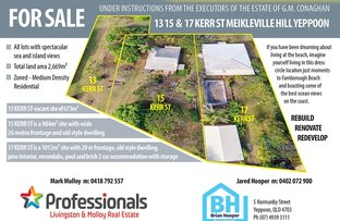 Picture of 13-17 Kerr Street, Meikleville Hill QLD 4703