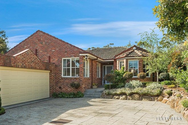 Picture of 2/25 Kenny Street, BALWYN NORTH VIC 3104