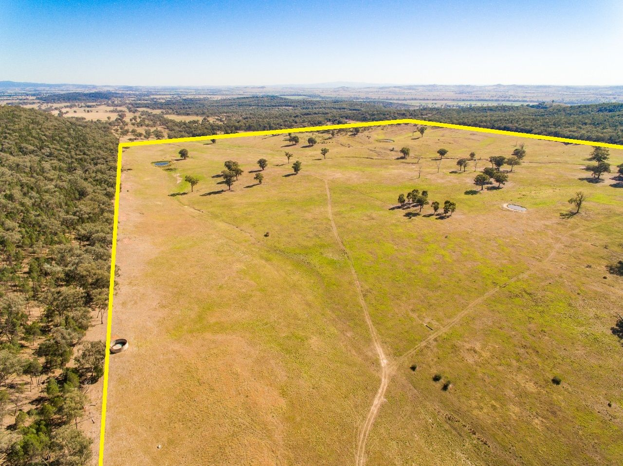 Lot 7 Part 'Lowanna' Frying Pan Gully Road, Cowra NSW 2794, Image 0