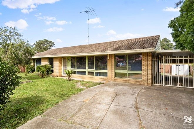 Picture of 3 Middleton Cres, BIDWILL NSW 2770