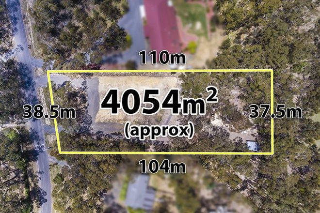 Picture of Lot/183 Acacia Avenue, DALES CREEK VIC 3341