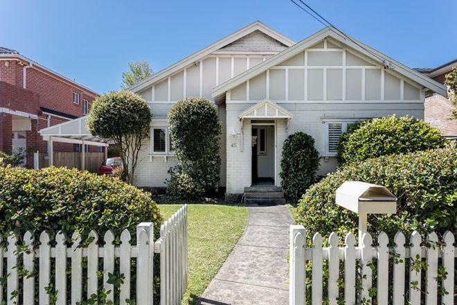 Picture of 45 Baringa Road, NORTHBRIDGE NSW 2063
