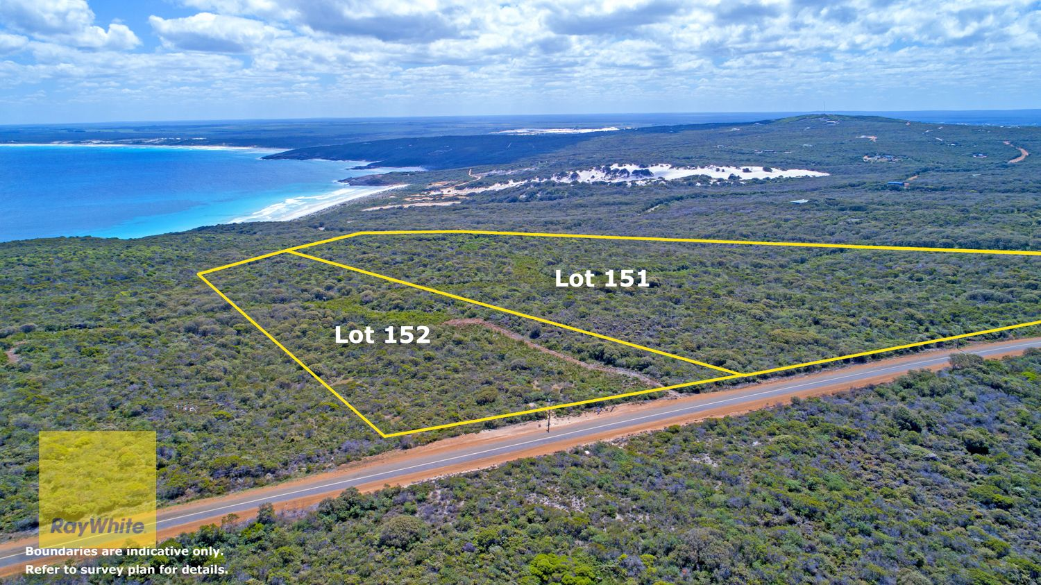 Lot 151 Point Henry Road, Bremer Bay WA 6338, Image 0