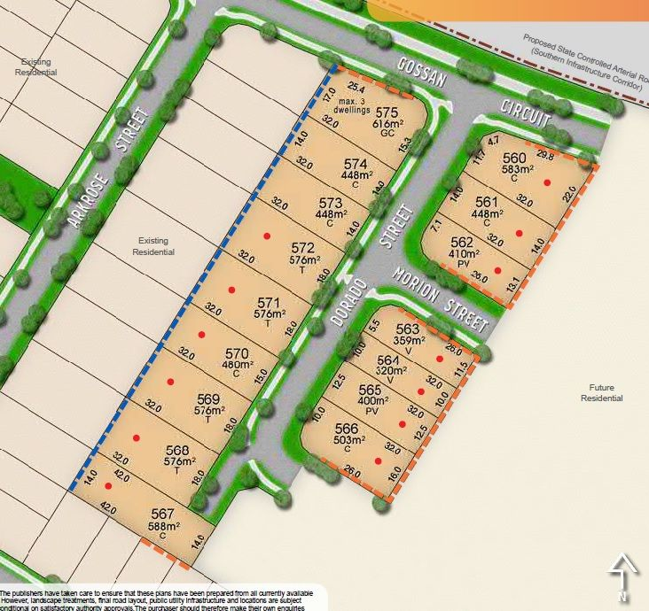 Lot 570 Dorado Street,, Yarrabilba QLD 4207, Image 2