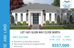 Picture of Lot 1621 Glow Way, Clyde North VIC 3978