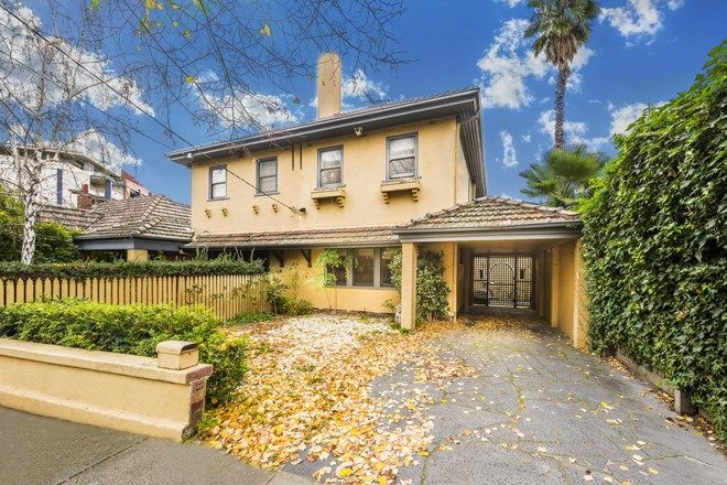 Picture of 7 Copelen Street, SOUTH YARRA VIC 3141